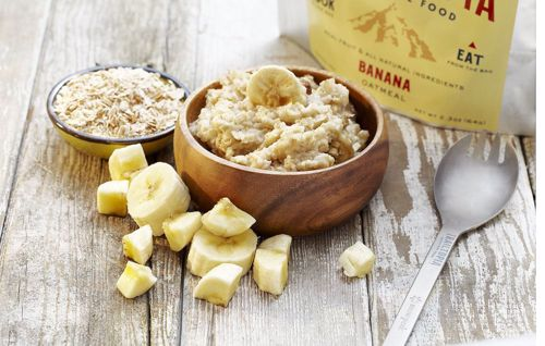Picture of Banana Oatmeal