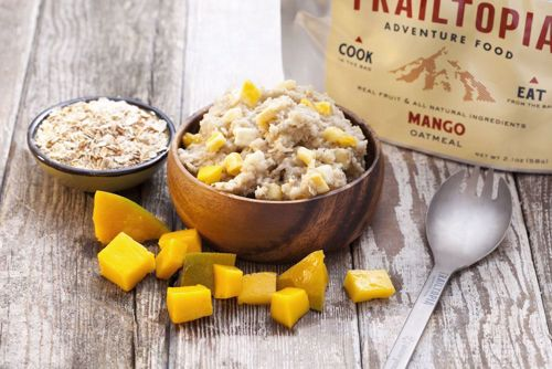 Picture of Mango Oatmeal