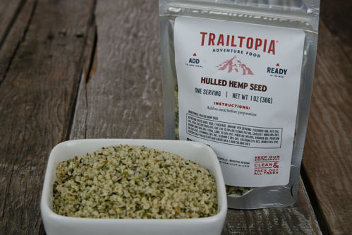 Picture of Hulled Hemp Seed Side Pack